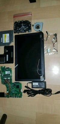 Toshiba C55-A5100 Laptop Parts + Charger Brownsville, 78521