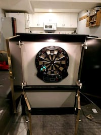 Great condition Dartboard cabinet! Mississauga, L5N 6X7
