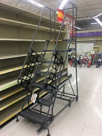 Rolling ladders for sale
