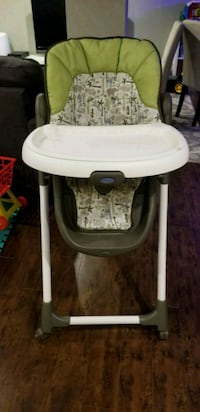 Graco high chair  Mississauga, L4Z 4A7