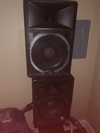 Dj speakers for sale or trade for something