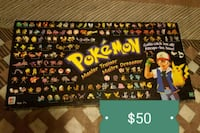 Pokemon Master Board Game