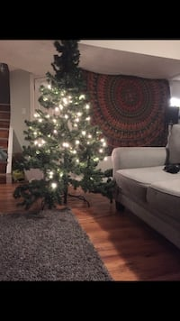 6ft Christmas Tree, 3 piece Barrie, L4M 1S4