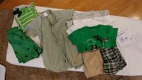 Boys summer clothes 18 months 02464, 02464