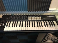 black and white electronic keyboard Fairfax, 22033
