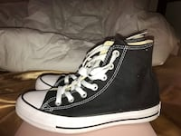 pair of black Vans Sk8-Hi sneakers Laurel, 20708