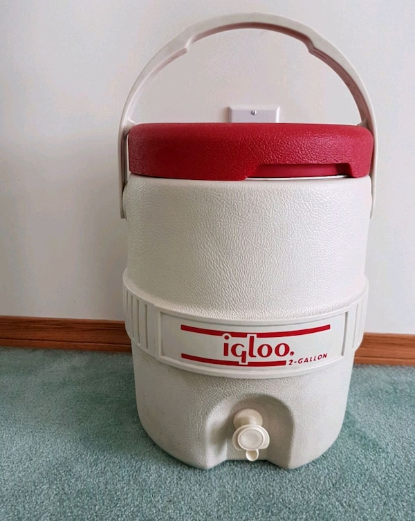 ef0c807415 Used Water Jug with Spout for sale in St. Albert - letgo