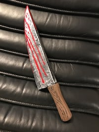 Costume bloody knife Houston, 77068