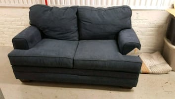 Ashley loveseat & accent chair