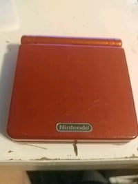 Nintendo Game Boy Advance with charger  Burnaby, V5H