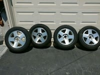 Rims and Tires 5x115  Vaughan