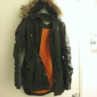 black and brown leather jacket Los Angeles, 91411