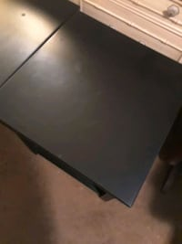 Table top of previous black end tables I posted ea Orrtanna