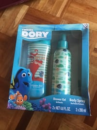 Disney Finding Dory toiletries