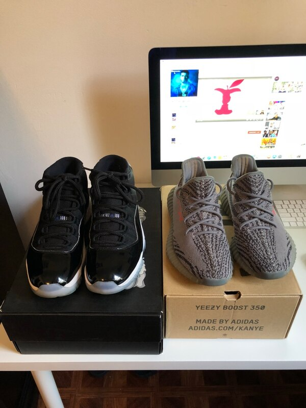 ca753f7ff0b3 Used 2011 Air Jordan 11 Space Jam Size 9.5 for sale in New York - letgo