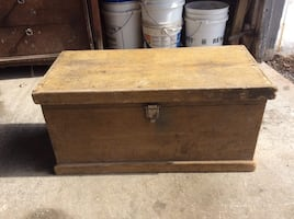Old Pin Chest