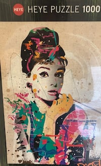 Puzzle - Audrey  (People by Johnny Cheuk) Toronto, M6N 3H7