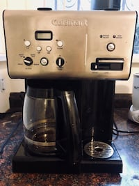 Cuisinart Coffee Plus 12-Cup Programmable Coffeemaker and Hot Water System Los Angeles, 90007