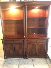 2 Identical Tall Cabinets Glendale, 85301