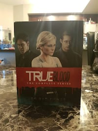 True blood all in great condition.  Edmonton