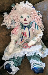 Kelly Rae Raggedy Doll Collectable Middletown, 45044