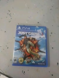 PS4 Just Cause 3 Albuquerque, 87121