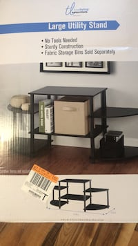 Tv stand/shelf table (new) Lorton, 22079