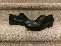 pair of black leather dress shoes Woodbridge, 22193