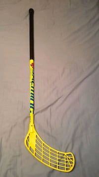 Salming Floorball Stick, 41 inch length, left Vancouver, V5S 2N3