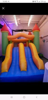 Moon Bounce for rent! Character Mascots  Bowie