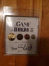 Game of thrones coins Toronto, M1P 3S7