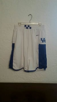 Kentucky Men's Authentic Dri-Fit Shorts XL Indianola, 50125
