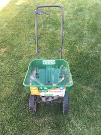 green and black push mower Red Deer, T4P 0G7