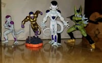 Dragon ball Frieza and perfect cell figures Richmond, V7C 3L1