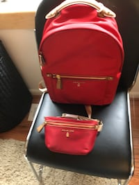 New Authentic Michael Kors large Backpack and Fanny Pack Dumfries, 22026
