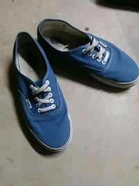 Light blue vans  Baltimore