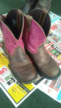 Justin's boots