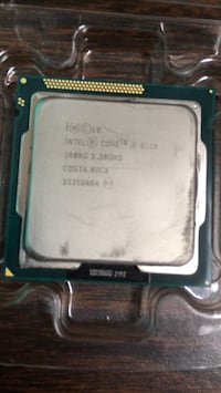 I3 3220 dual core 3.30ghz  Hanover