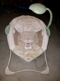 Vibrating Baby Papasan Chair Eagan, 55122