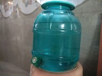 green and blue plastic container Mumbai, 400076
