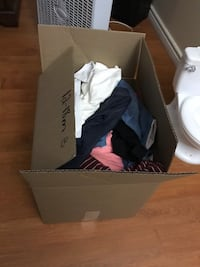 Box Full of Baby Girl Clothes Courtice, L1E