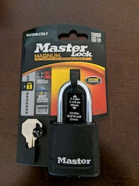 Master lock for outdoor use (brand new) Toronto, M8Y 1W6