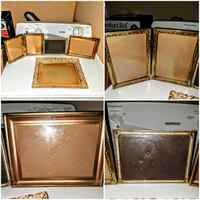 10&18kt Gold Plated Picture Frames (ZOOM OUT) Chesterton, 46304