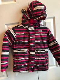 Girls Northface Snow suit size 6 Montréal, H1E