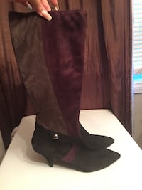 FASHION BOOTS SIZE 10&11 NEW AND ALMOST NEW 30-60$ OBO Calgary, T3J 2A1