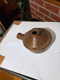 STONE WAVE Earthenware Pottery French Onion Soup B