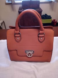 borsa in pelle marrone Michael Kors 6946 km
