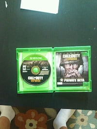 two Xbox One game cases Charles Town, 25414