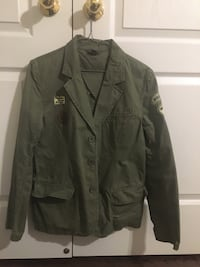 Men's Army Type Jacket