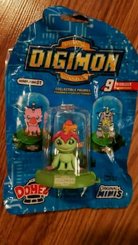 Digimon Domez Palmon  Toronto, M1H